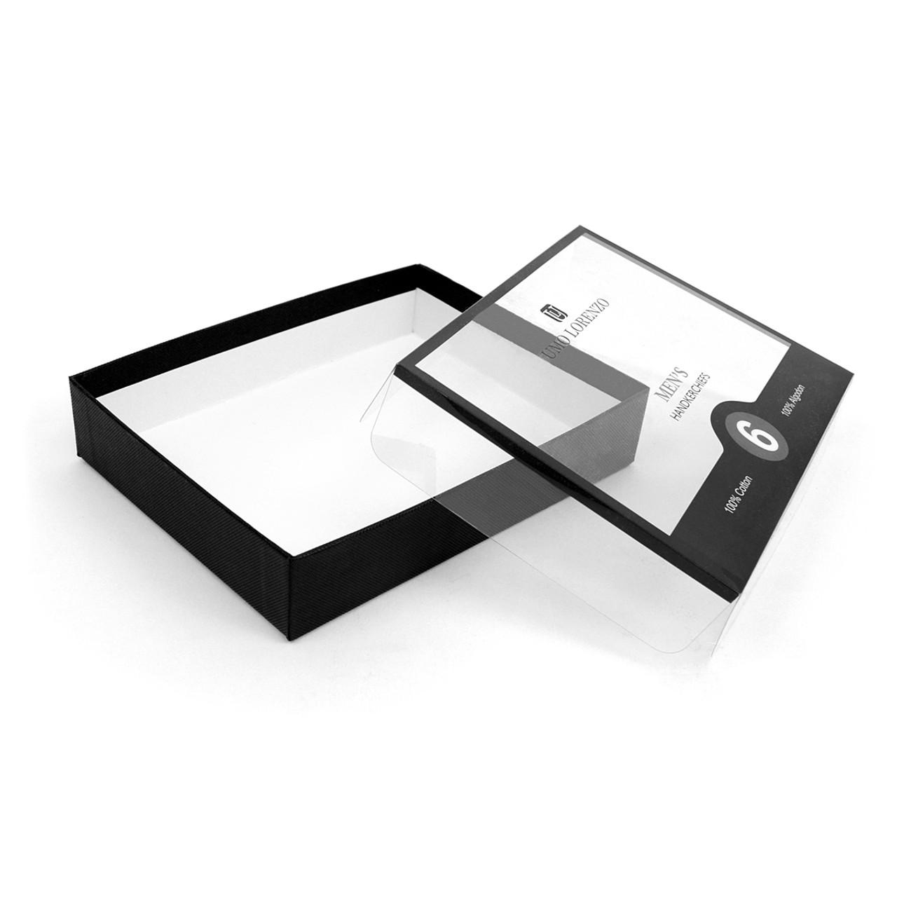 HB006 Cotton Handkerchiefs Boxed 6pc HB006