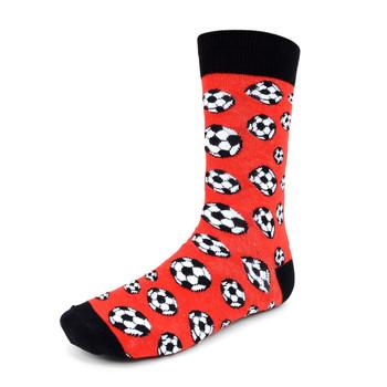 Men's Soccer Novelty Socks - NVS1805