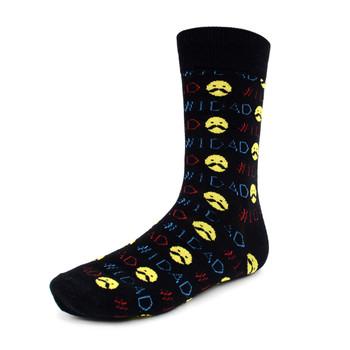 Men's # 1 Dad Novelty Socks - NVS1803