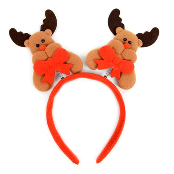 Christmas & Holiday Reindeer Head Band - XWDC5107-H