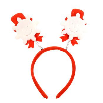 Christmas & Holidays Snowman Head Band - XWDC5108-H