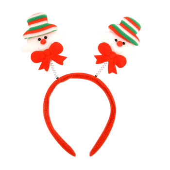 Christmas & Holidays Snowman Head Band - XWDC5108-H