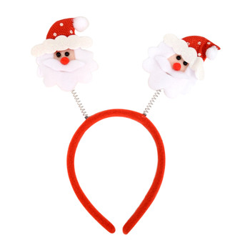 Christmas & Holiday Santa Claus Head Band -XAP5315