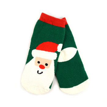 3 Pairs Pack Toddler Christmas Holidays Crew Socks 2-4 yrs - 3PK-24TXMS2