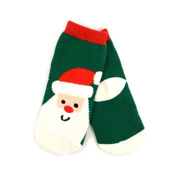 3 Pairs Pack Toddler Christmas Holidays Crew Socks 2-4 yrs - 3PK-24TXMS2
