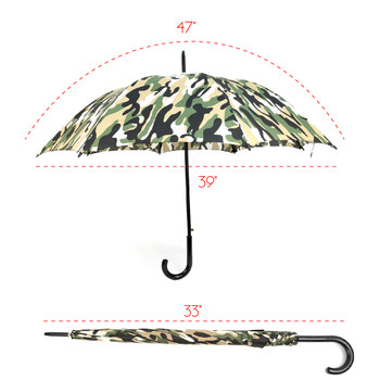 Camouflage Auto Open Umbrella - UM18056-CAMO/65