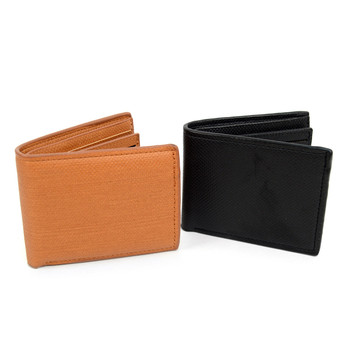 Bi-Fold Leather Men's Wallet - MLW5191
