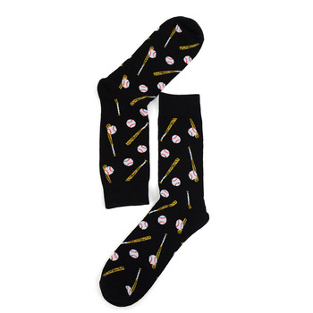 Men's Baseball Novelty Socks - NVS1907