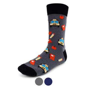 Men's Teacher Novelty Socks - NVS1915