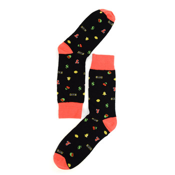 Men's Gambling Novelty Socks - NVS1923