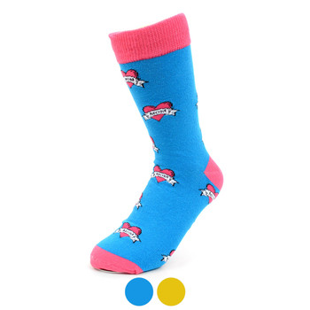 Women's Love Mom Novelty Socks - LNVS1902