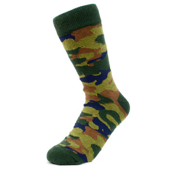 Women's Camouflage Novelty Socks - LNVS1906