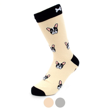 Women's French Bulldog Novelty Socks - LNVS1909