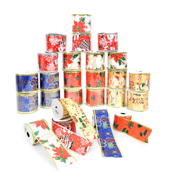 20pc Christmas Wired Ribbons - XWDCR5305