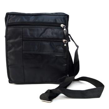 Men's Messenger Bag Accessory Pouch with Adjustable Strap - FBW1851