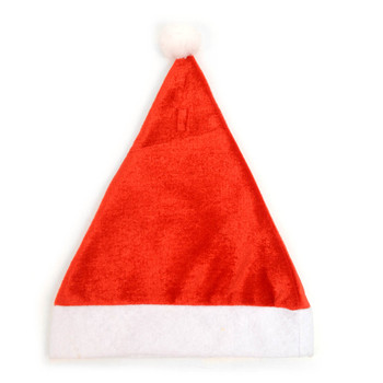 "Santa Claus ""Merry Christmas"" Hat - XSCH5148-MC"