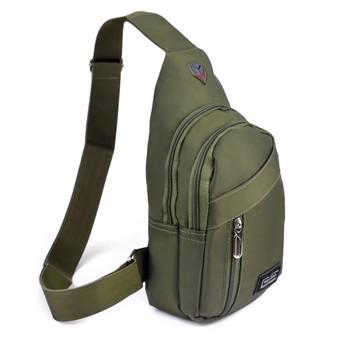 Olive Crossbody Sling Bag - FBG1827-GRN