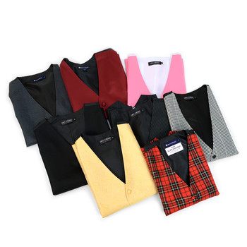 assorted bulk formal vest
