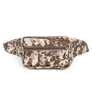 Tactical Digital Army Camo Unisex Waist Fanny Pack - FBG1838