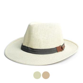 Wide Brim Spring/Summer Trilby Fedora Hats - H180600