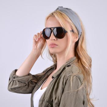 6pc Assorted Ladies Summer Headbands with Scrunchy Set - 6EHST-3
