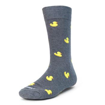 Men's Rubber Duck Premium Collection Novelty Socks - NVPS2001