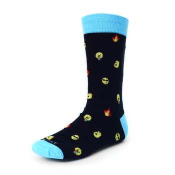 Men's Emoji Premium Collection Novelty Socks - NVPS2013