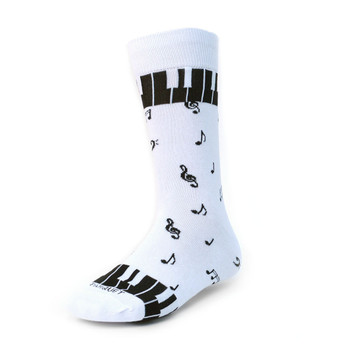 Men's Piano Premium Collection Novelty Socks - NVPS2017
