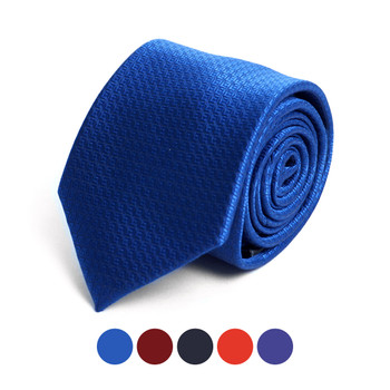 Dots Microfiber Poly Woven Tie - MPW6904