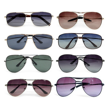 24pc Assorted Style Unisex Sunglasses - 24MSG1000