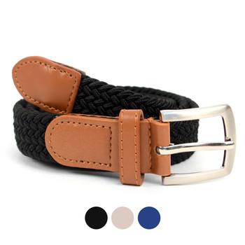 Boy's Elastic Assorted Size Belt - 12ASST-BOYB