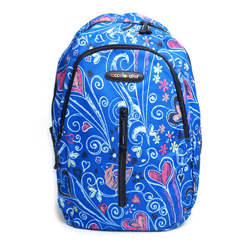 Chalk Drawing School Backpack - FBP1201