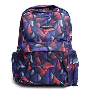 Triangle Geometric Children School Backpack - FBP1203