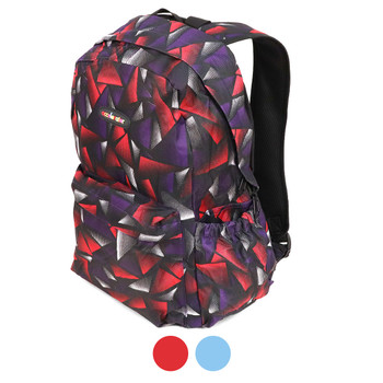 Triangle Geometric Children School Backpack - FBP1203