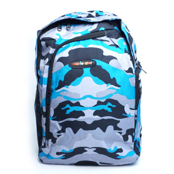 Color Camouflage School Backpack - FBP1205