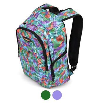 Dots Pattern Children School Backpack - FBP1209