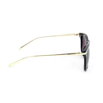 Black Rectangle Sunglasses - MSG1009