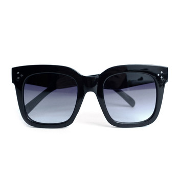 Ladie's Square Oversized Sunglasses - LSG1007