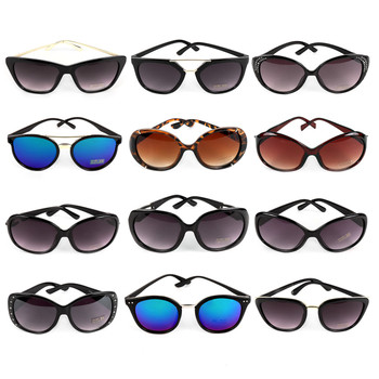 12pc Assorted Ladies Fashion Sunglasses - 12LSG1001