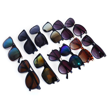 12pc Assorted Unisex Sunglasses - 12LSG1000