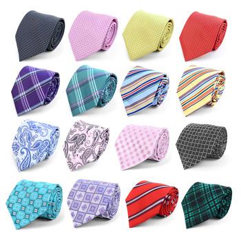 36pc Assorted Men's Neckties - 36MPWASST