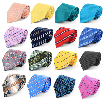 60pc Assorted Men's Neckties - 60MPWASST