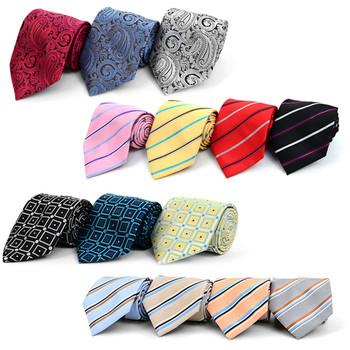 60pc Assorted Men's Neckties - 60MPWASST