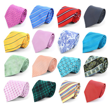 120pc Assorted Men's Neckties - 120MPWASST