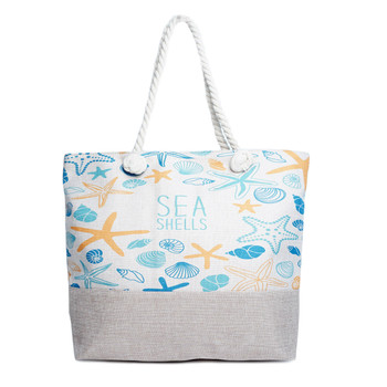 Sea Shells Ladies Tote Bag - LTBG1220