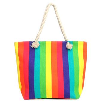 Rainbow Summer Ladies Tote Bag -LTBG1232