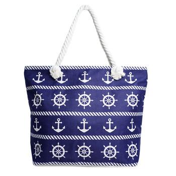 Nautical Summer Ladies Tote Bag -LTBG1236