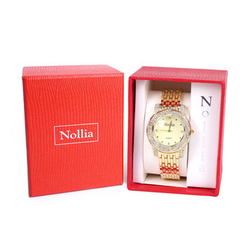 Gold Tone Women's Watch - LWT2001-GD