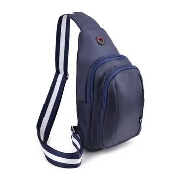 Navy Crossbody Shoulder Sling Bag - FBG1843