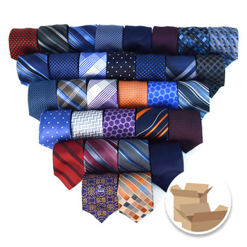 [240pc] 100% Silk Designer Quality Ties Random Assorted Pack- SWASST-240